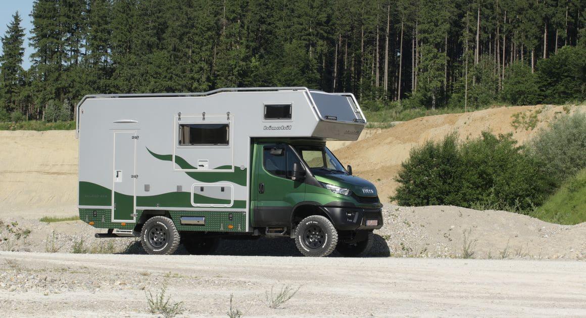 Super Reisemobil 4x4 » Offroad Reisemobil & mehr | bimobil.com IT-34