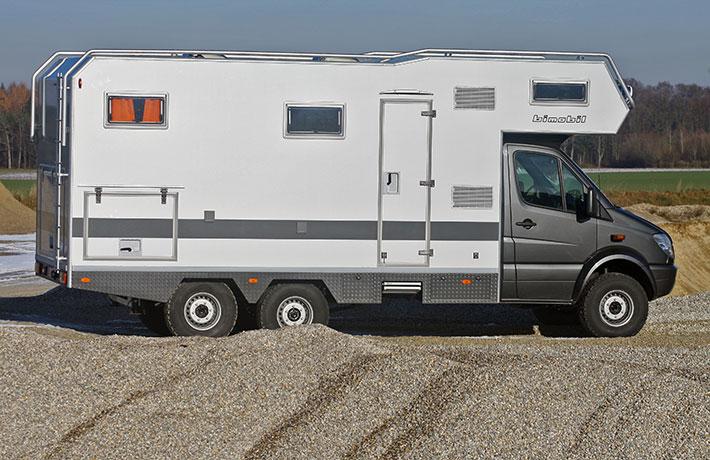 Sonderanfertigung EX 510 | bimobil von Liebe GmbH