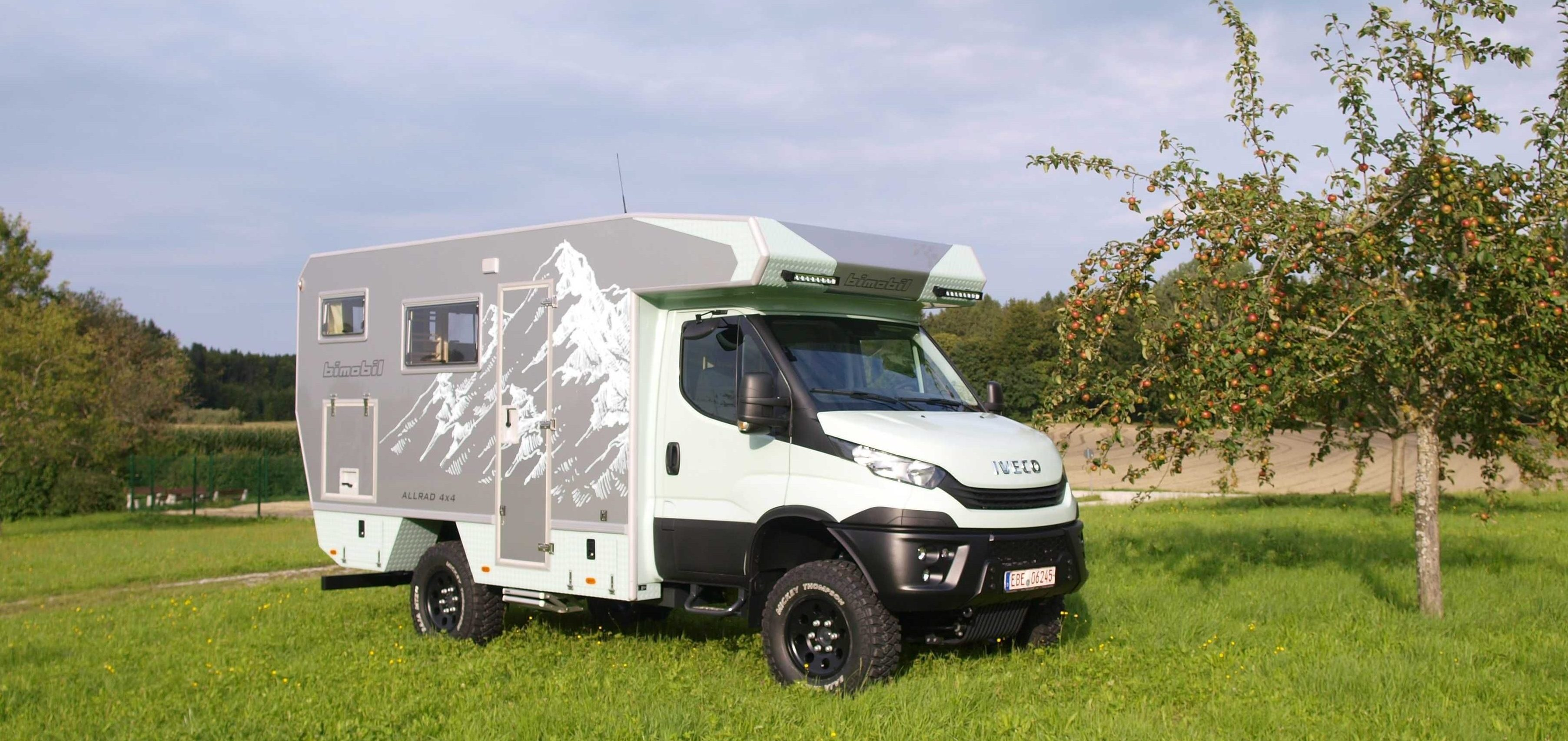 Expedition vehicles | bimobil von Liebe GmbH